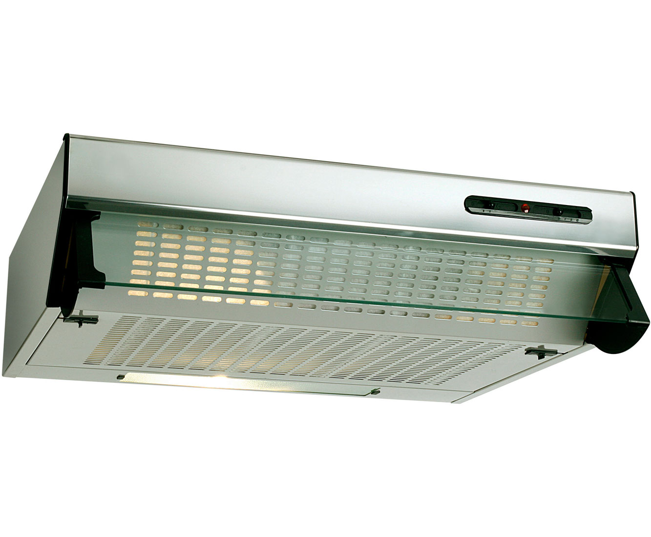 Beko HBV60X Integrated Cooker Hood in Stainless Steel