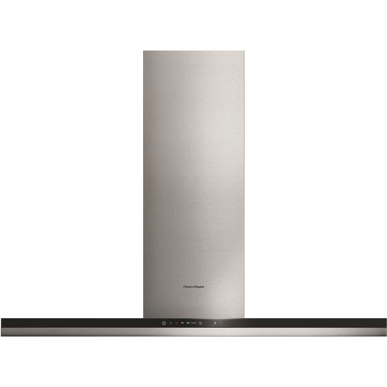Fisher & Paykel Designer HC120BCXB2 Integrated Cooker Hood in Stainless Steel