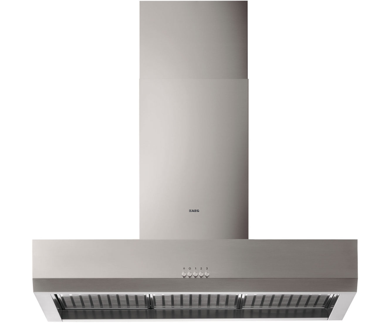 AEG HD8510M Integrated Cooker Hood in Stainless Steel