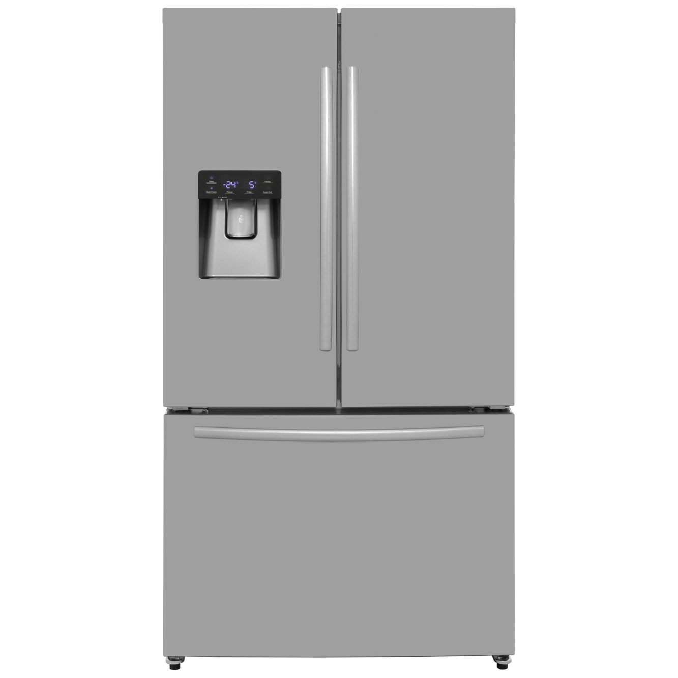 Hisense Rf697n4zs1 American Fridge Freezer Stainless