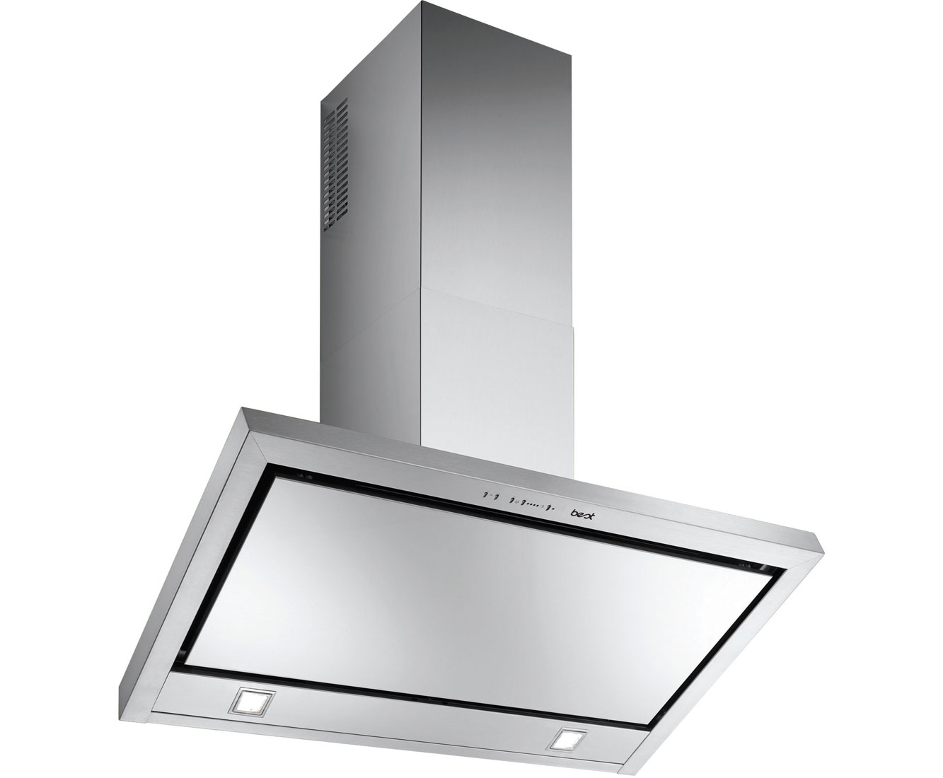 BEST Etna HOODBEET90SS Integrated Cooker Hood in Stainless Steel