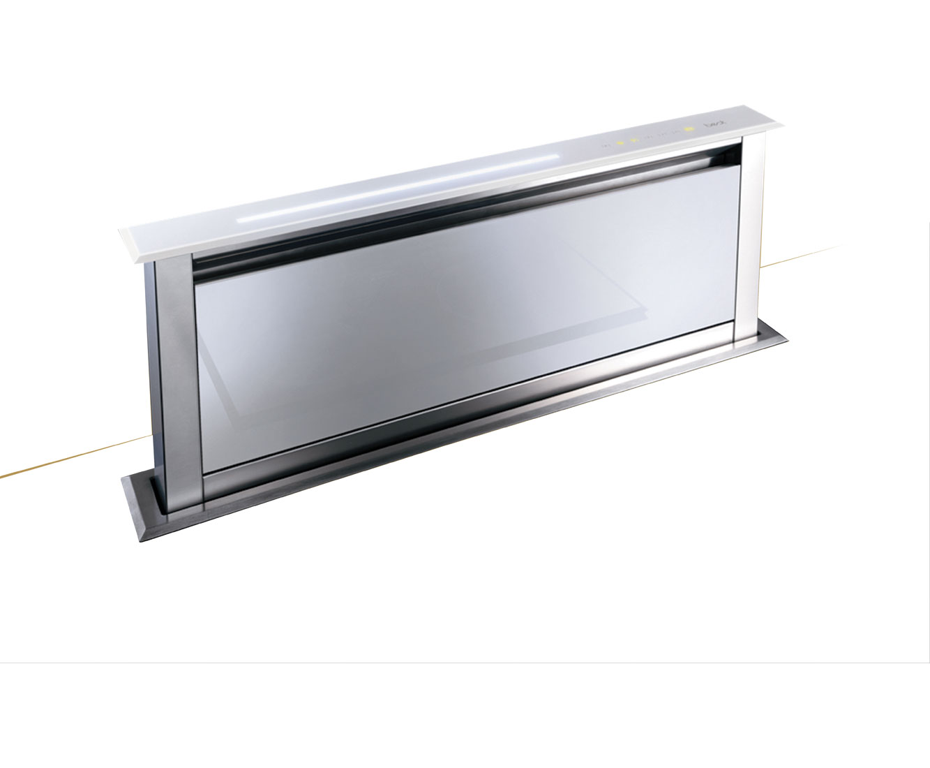 BEST Lift HOODBELI60WH Integrated Cooker Hood in White