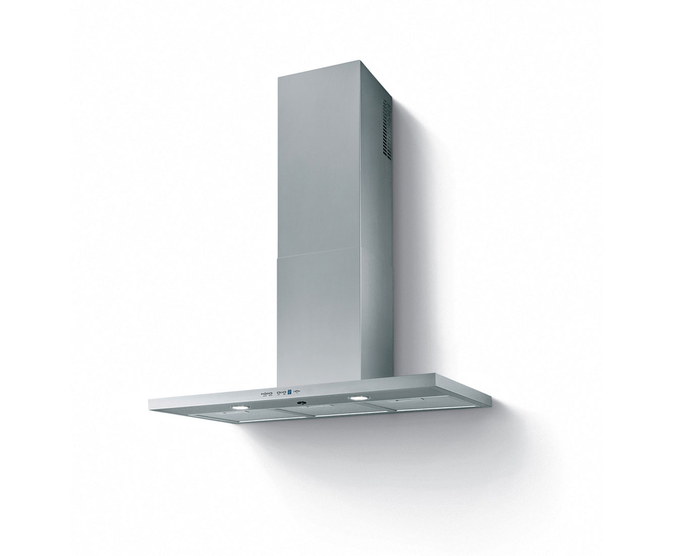 BEST Nettuno HOODUNNE90SS Integrated Cooker Hood in Stainless Steel