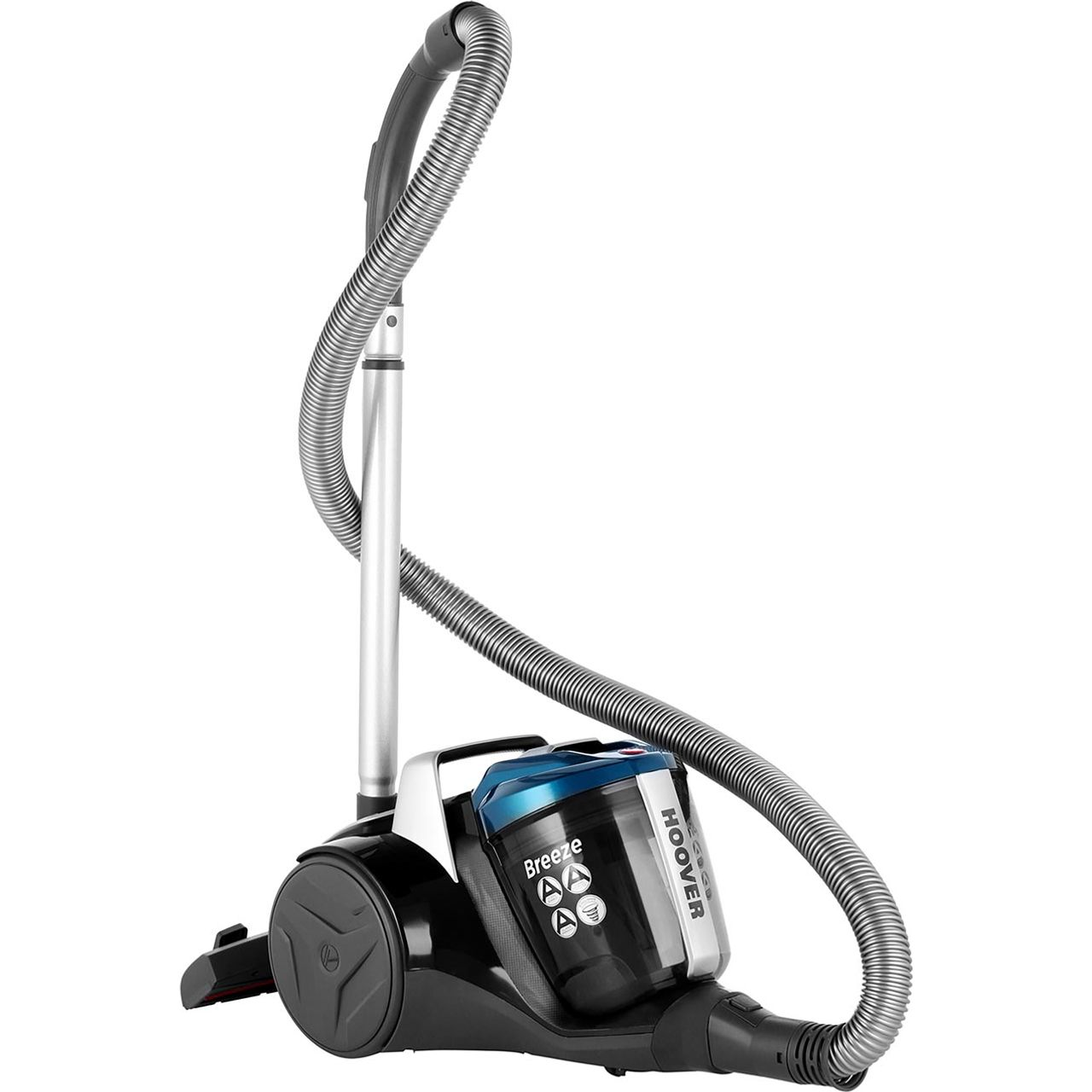 Hoover Breeze BR71BR01 Bagless Cylinder Vacuum Cleaner review