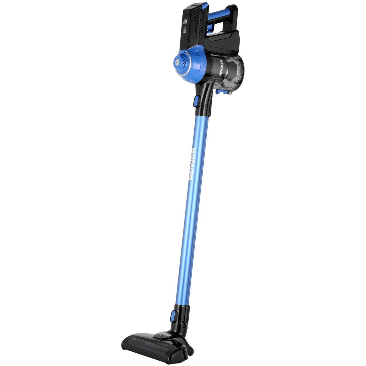 d009e5185c2 ... Hoover Freedom FD22L Cordless Vacuum Cleaner with up to 20 Minutes Run  Time - FD22L BL ...