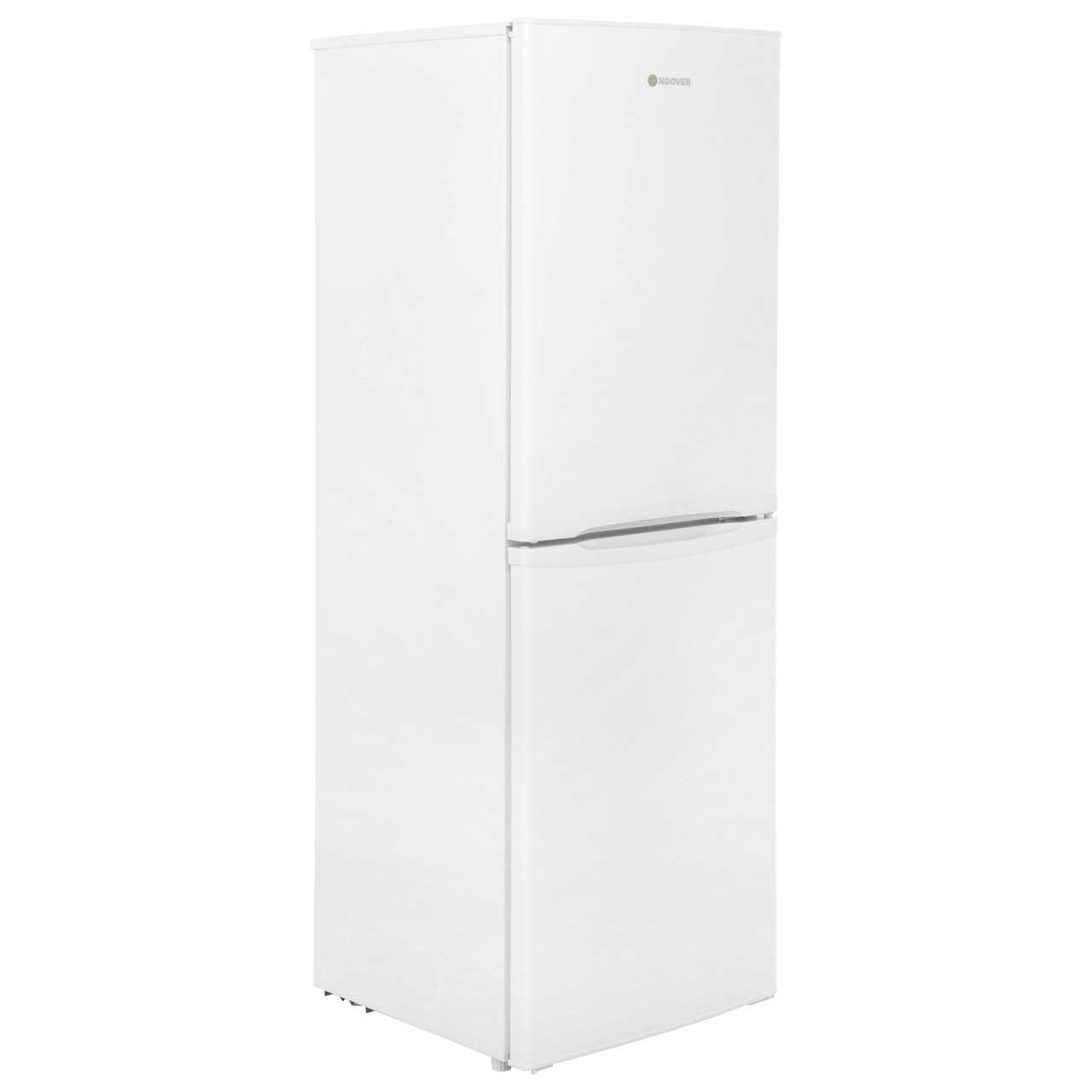 Hoover HVBS5162WK Free Standing Fridge Freezer in White