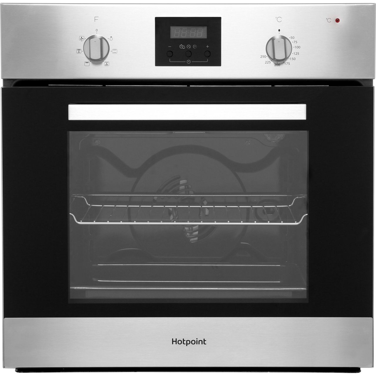 Aoy54cixss Hotpoint Built In Single Oven Ao