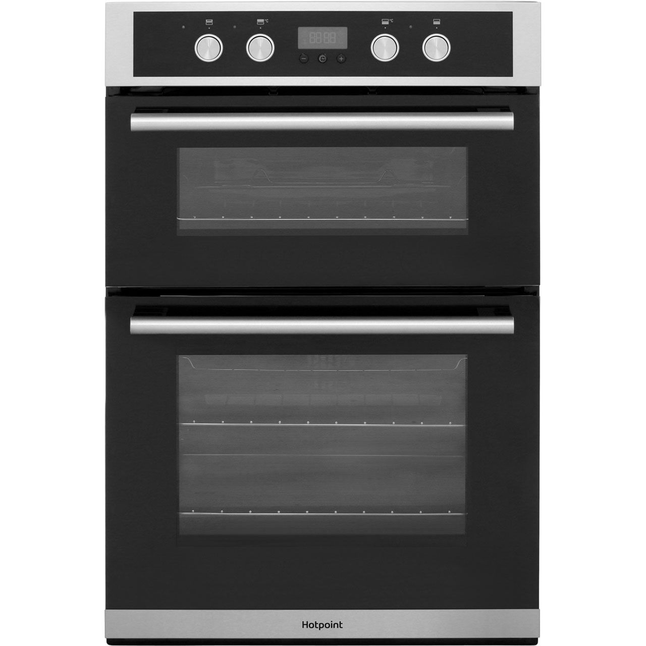 Hotpoint double oven electric