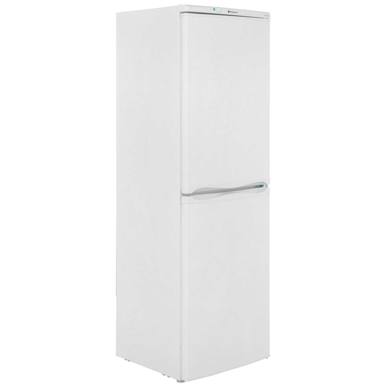 Hotpoint Aquarius FFAA52P 50/50 Frost Free Fridge Freezer - White