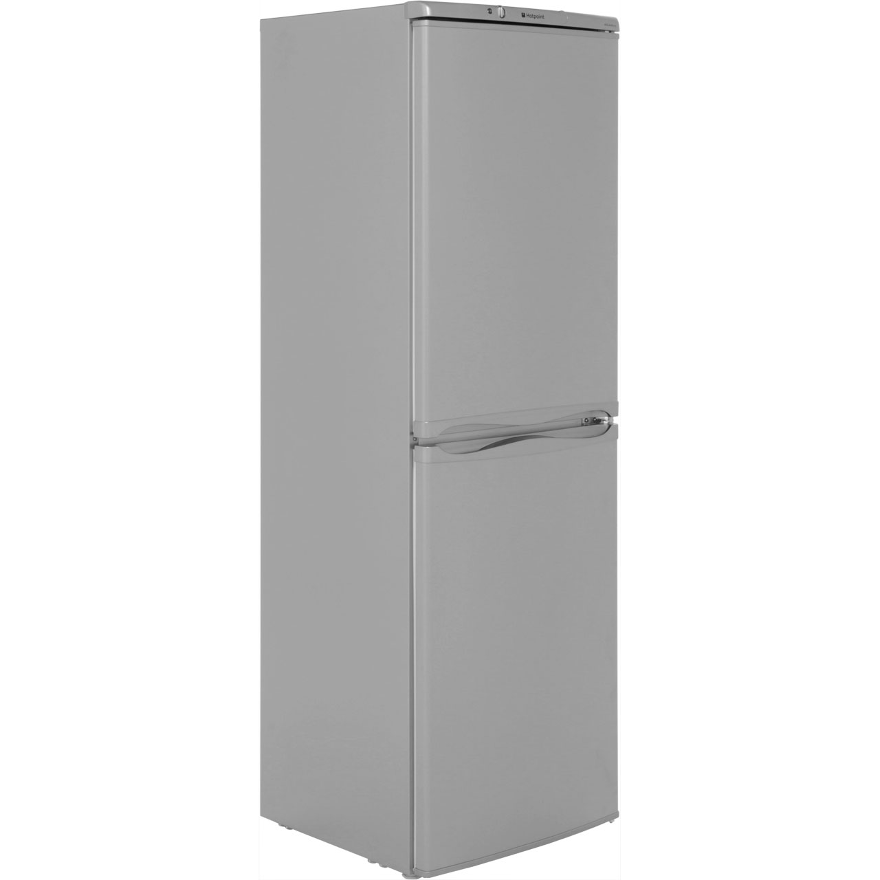 Hotpoint Aquarius FFAA52S Free Standing Fridge Freezer Frost Free in Silver