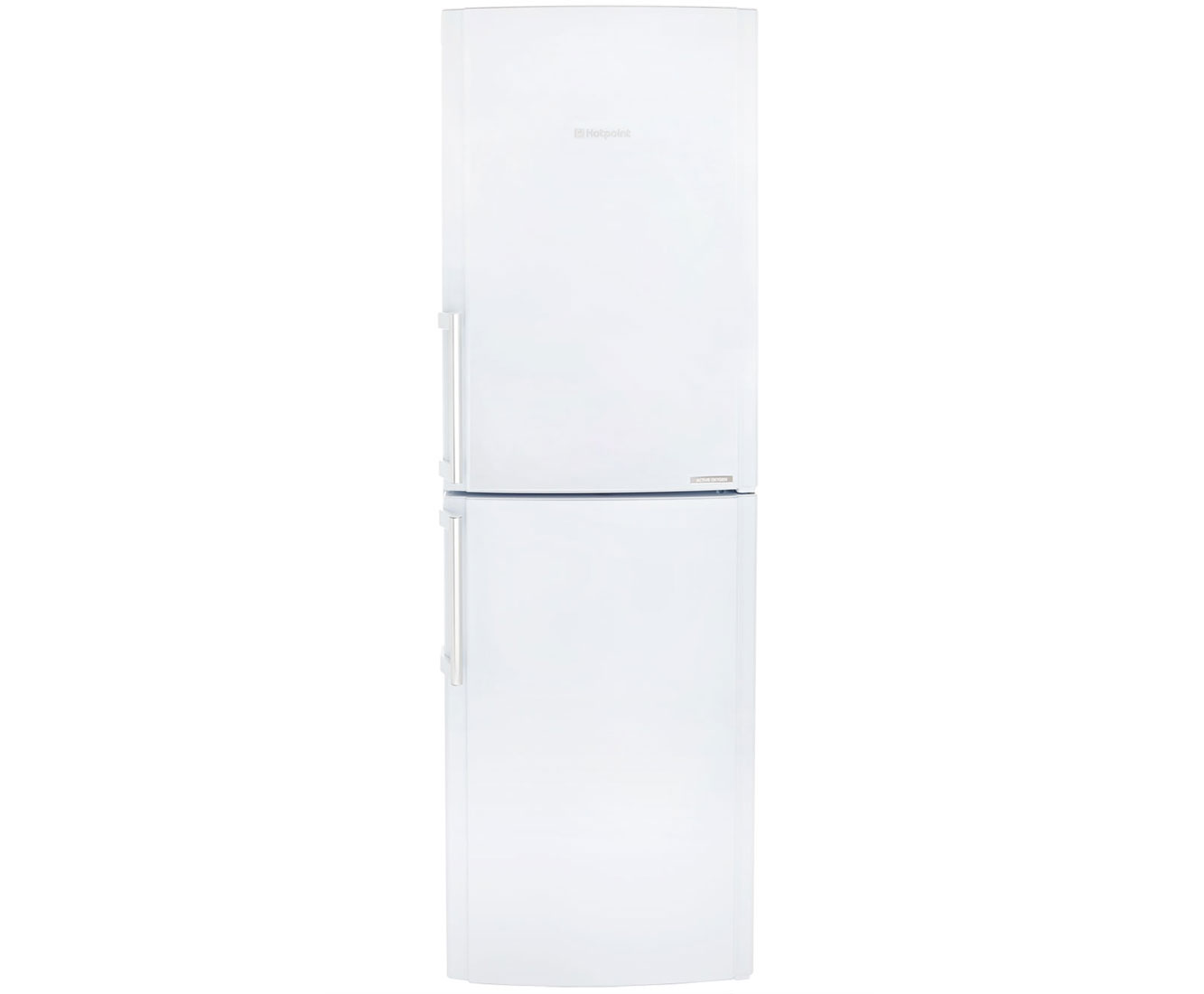 Hotpoint Ultima FFFL1810P 50/50 Frost Free Fridge Freezer - White