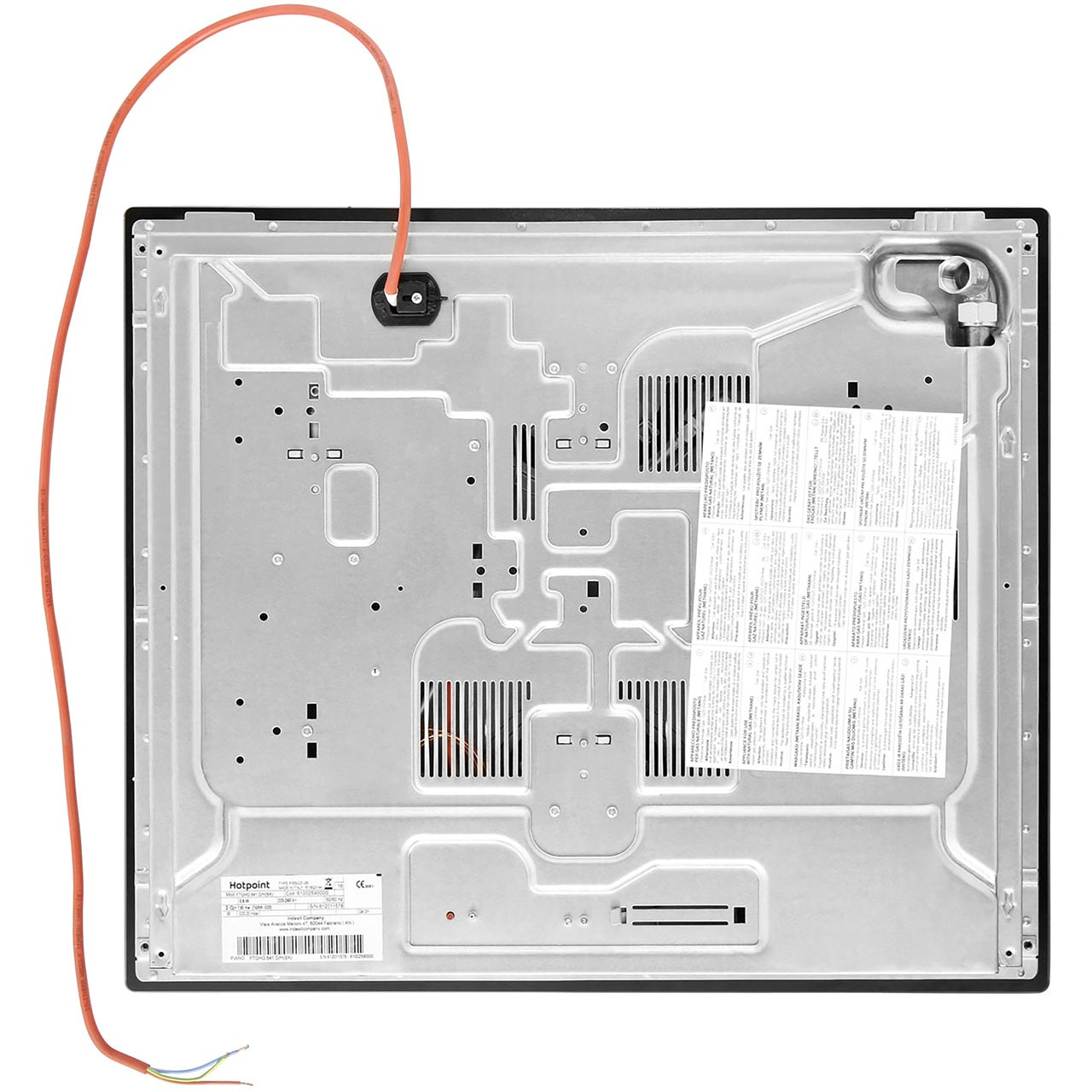 Ftghg641d H Bk Hotpoint 60cm Gas Hob Black Air Conditioner Wiring Diagram