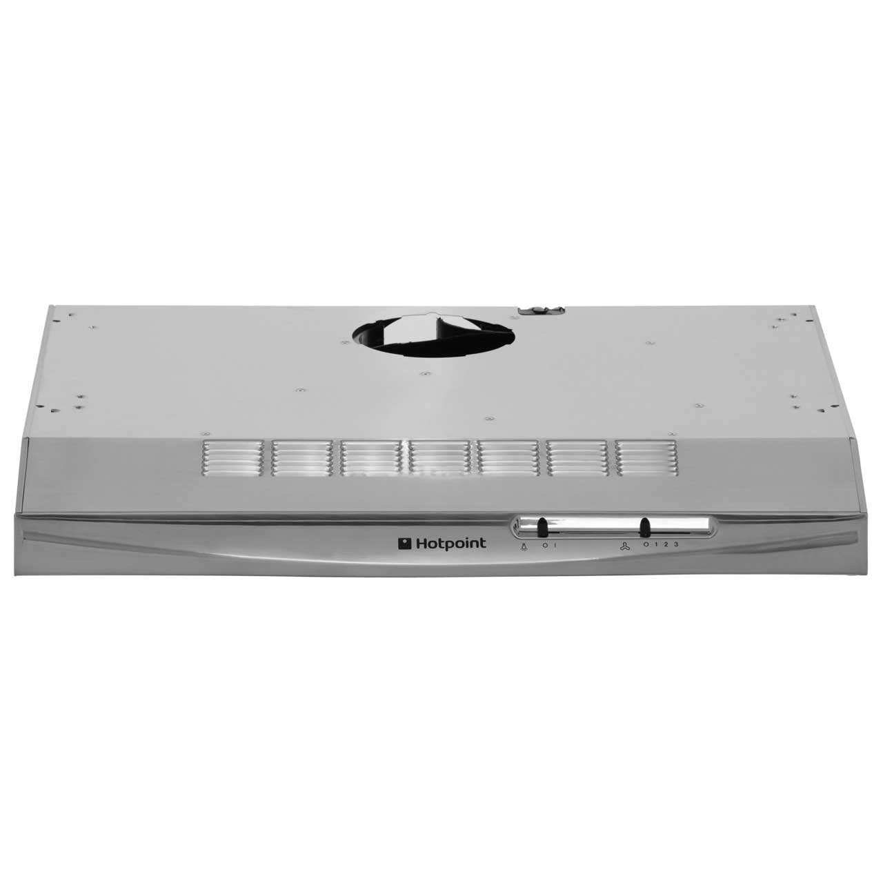 Hotpoint HTV10S Integrated Cooker Hood in Stainless Steel