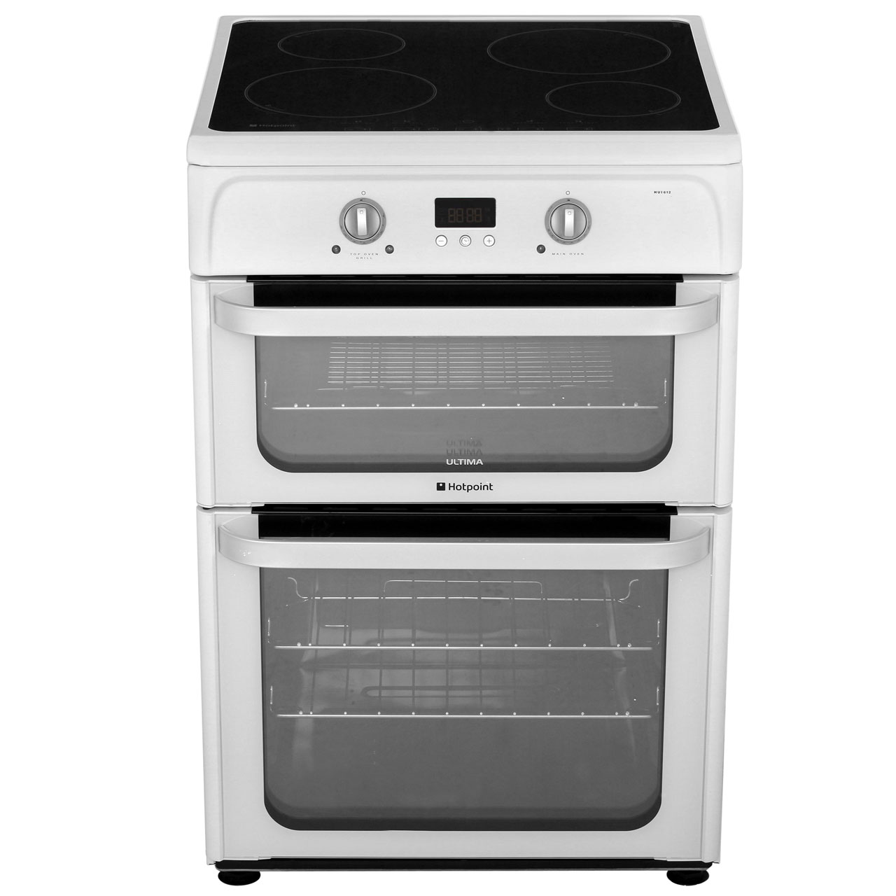 Hotpoint HUE62PS Ultima Free Standing A Electric Cooker