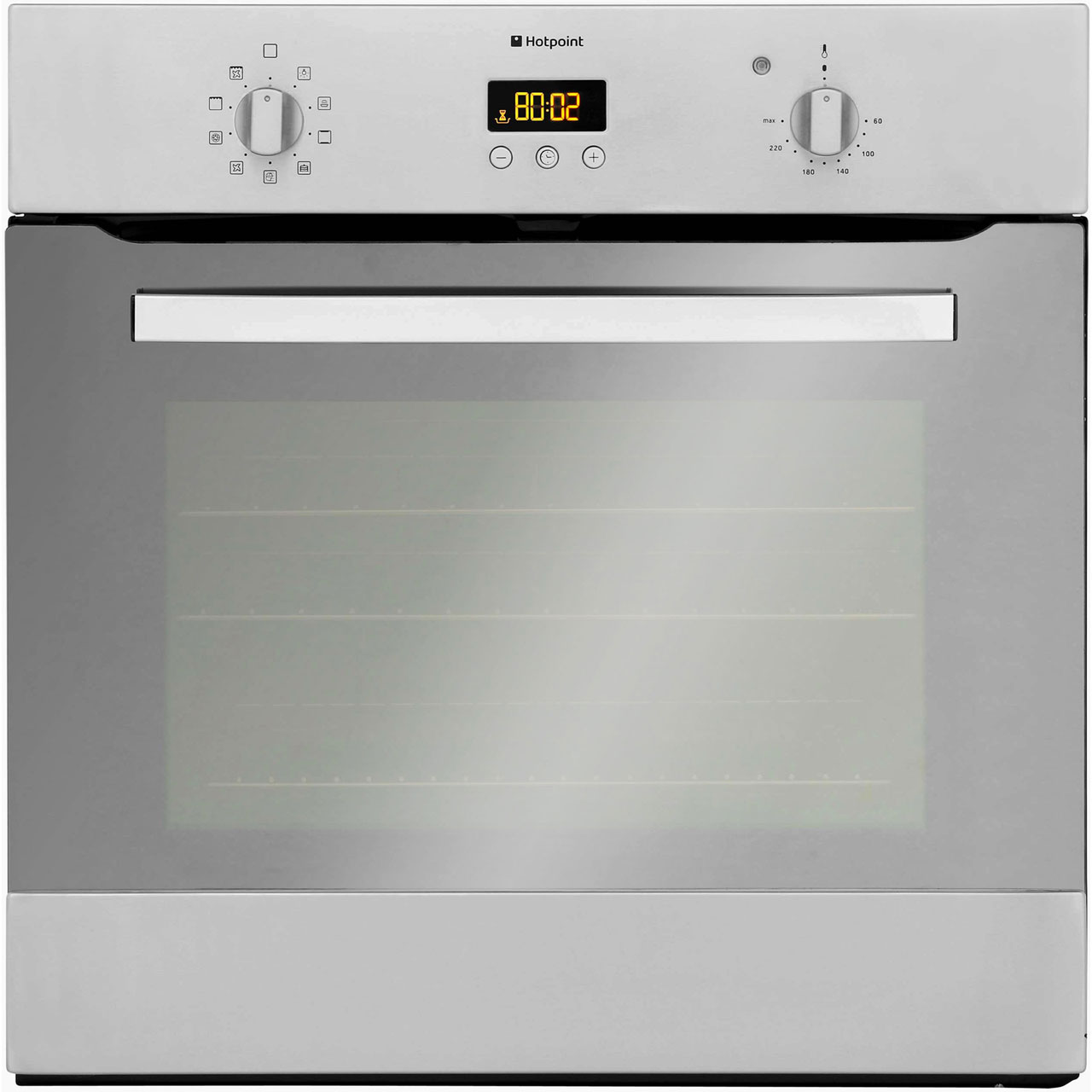 Hotpoint Ultima SH83CXS Built In Electric Single Oven - Stainless Steel