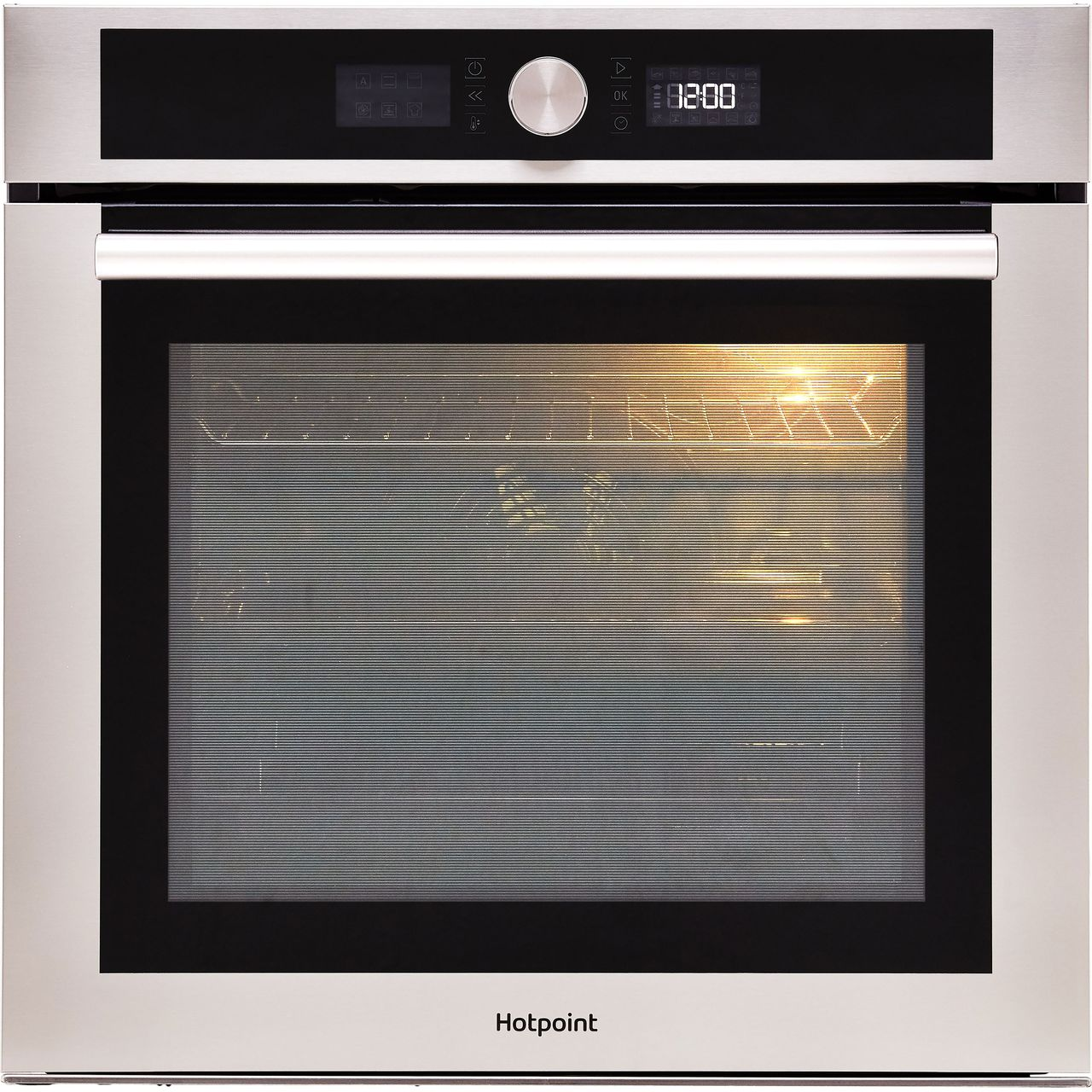 Hotpoint Class 4 Electric Single Oven - Stainless Steel - A+ Rated