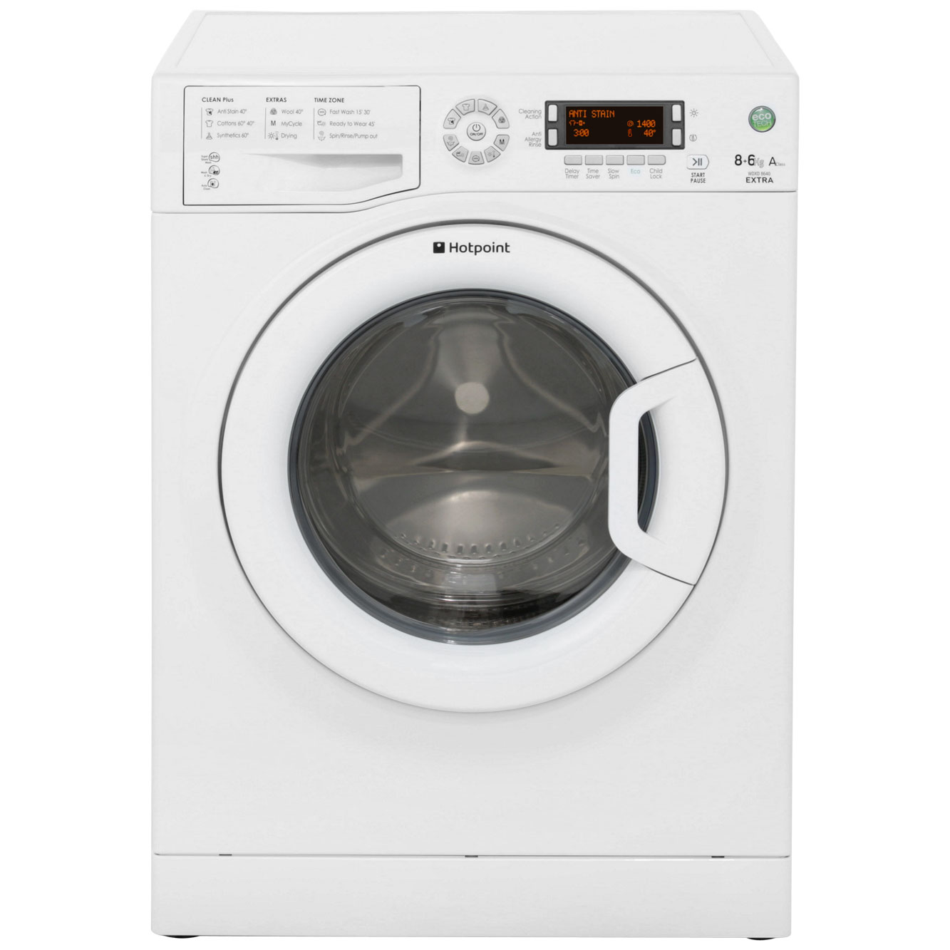 Hotpoint Washer Dryer Combo Washer Dryers Integrated Freestanding Aocom