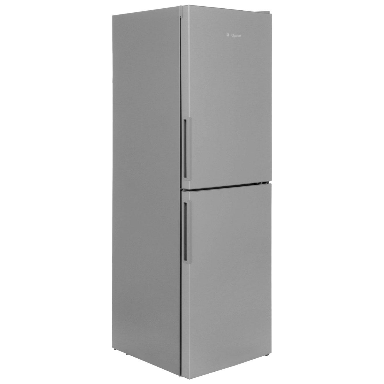Hotpoint XAO85TIG Free Standing Fridge Freezer Frost Free in Graphite