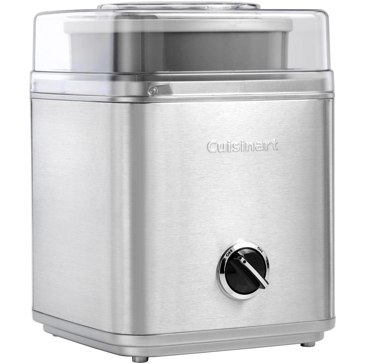 Cuisinart ice cream maker stainless steel - Cuisinart Ice Cream Maker Stainless Steel 59