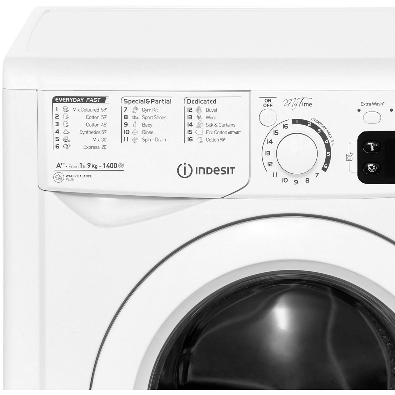 Ewe91482wwh indesit washing machine 9kg drum ao buycottarizona Choice Image
