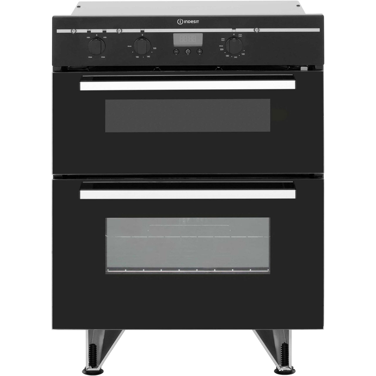 buy cheap indesit built oven compare cookers ovens. Black Bedroom Furniture Sets. Home Design Ideas