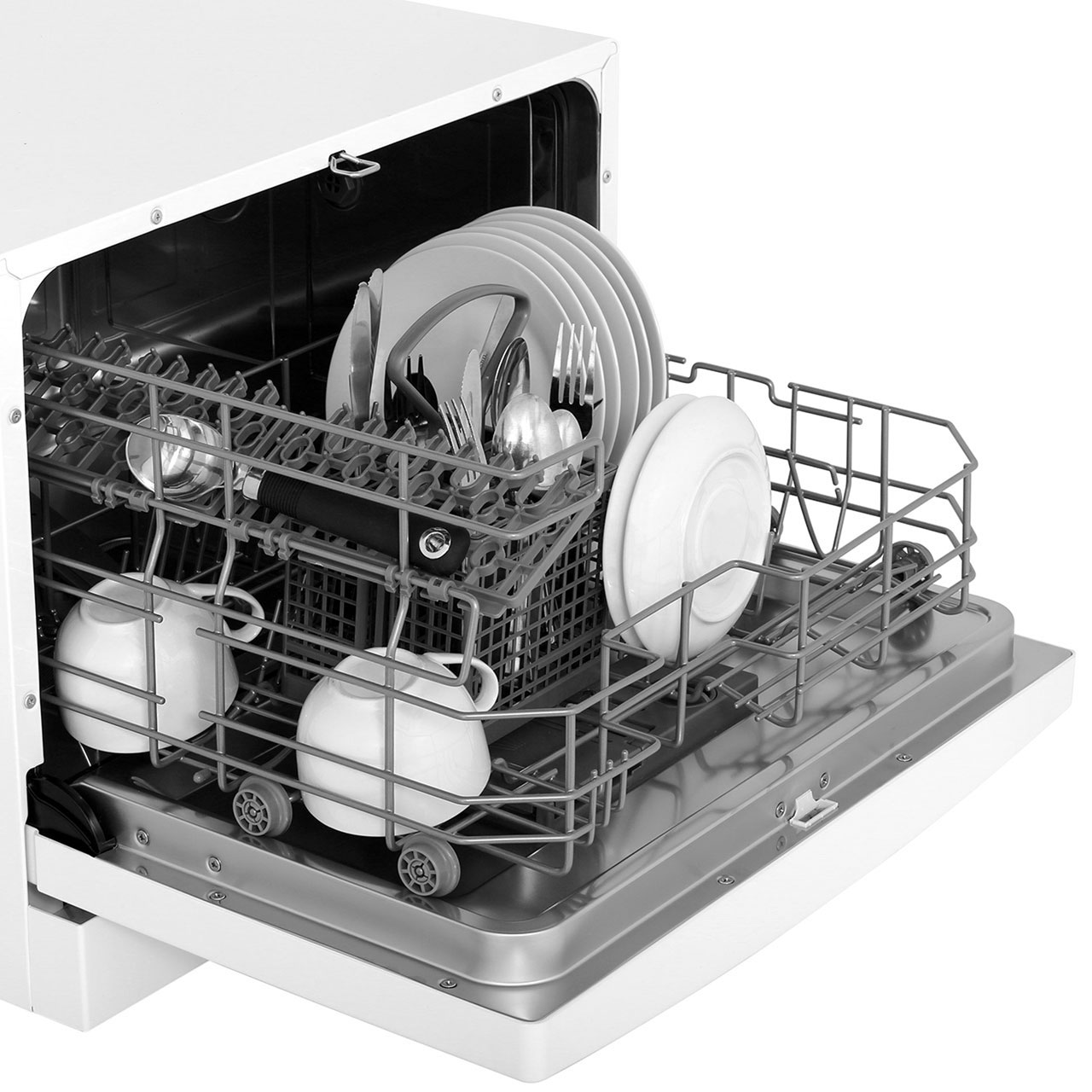 Indesit Table Top Dishwasher | ICD661 | Ao.com