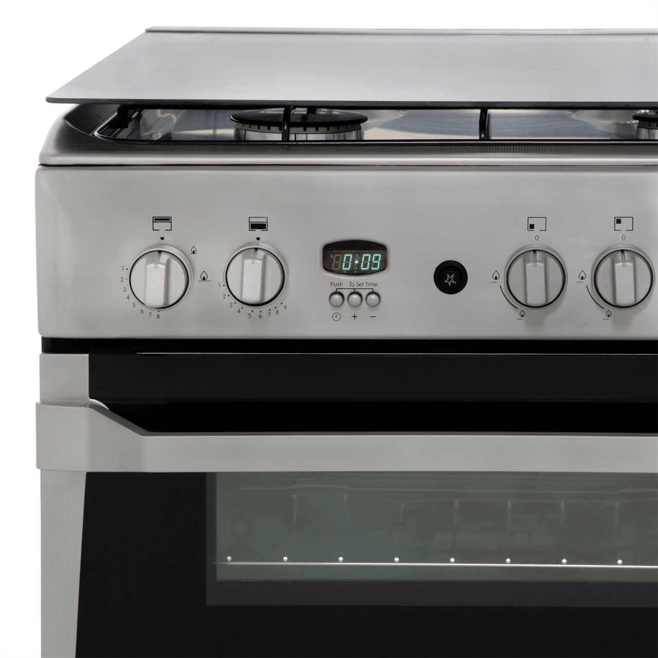 Indesit Id60g2k Advance A Gas Cooker With Gas Hob 60cm