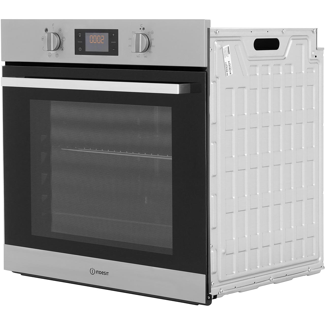 Indesit IFW6340WH Aria Built In 60cm A Electric Single Oven White New