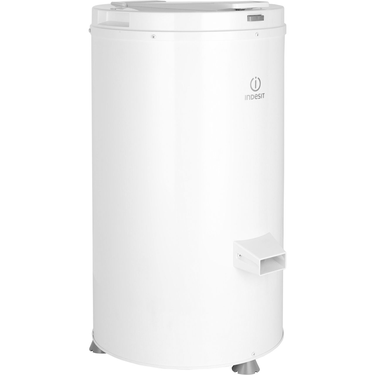 Indesit ISDG428 Free Standing Spin Dryer in White