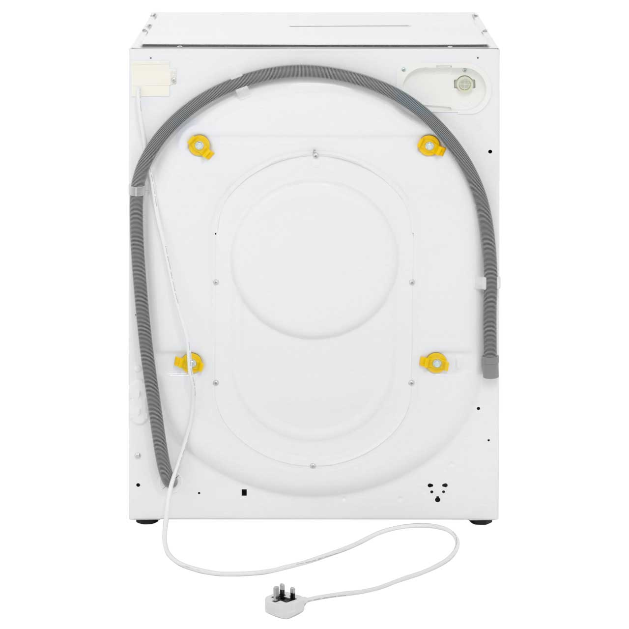 Indesit Eco Time IWME127 Integrated 7Kg Washing Machine with 1200 ...