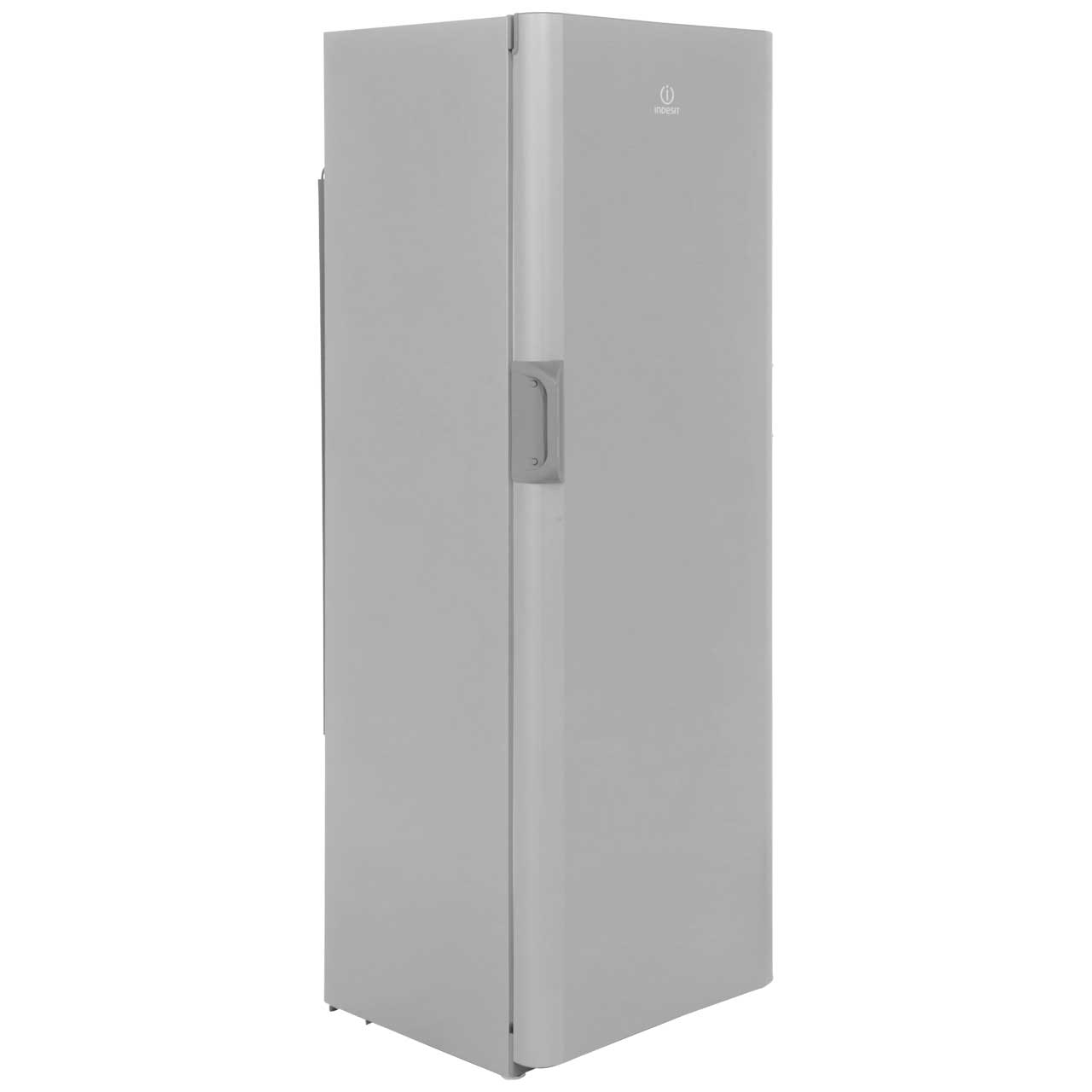 Indesit UIAA12S Free Standing Freezer in Silver