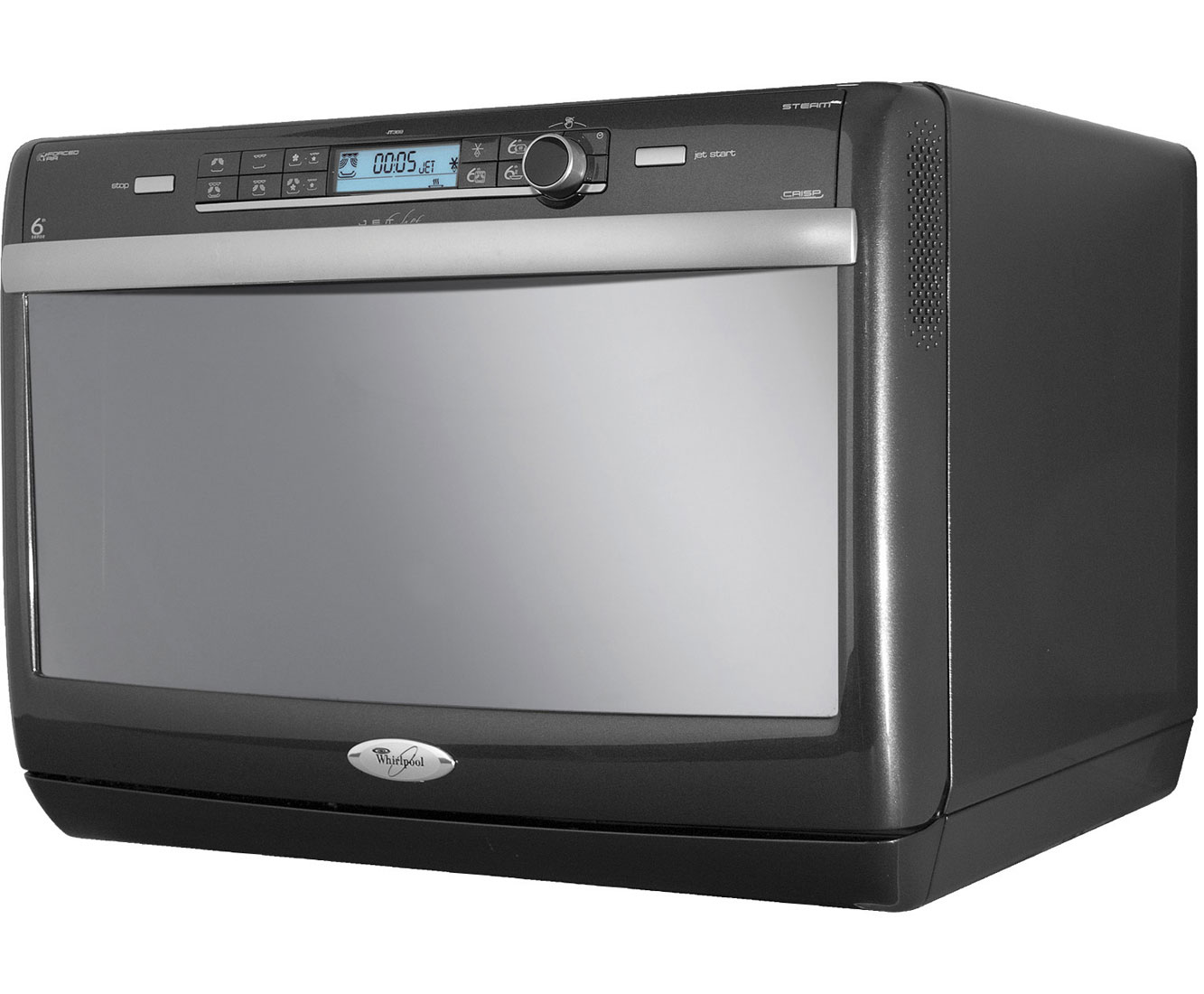 Whirlpool JT369/MIR 31 Litre Combination Microwave Oven - Anthracite