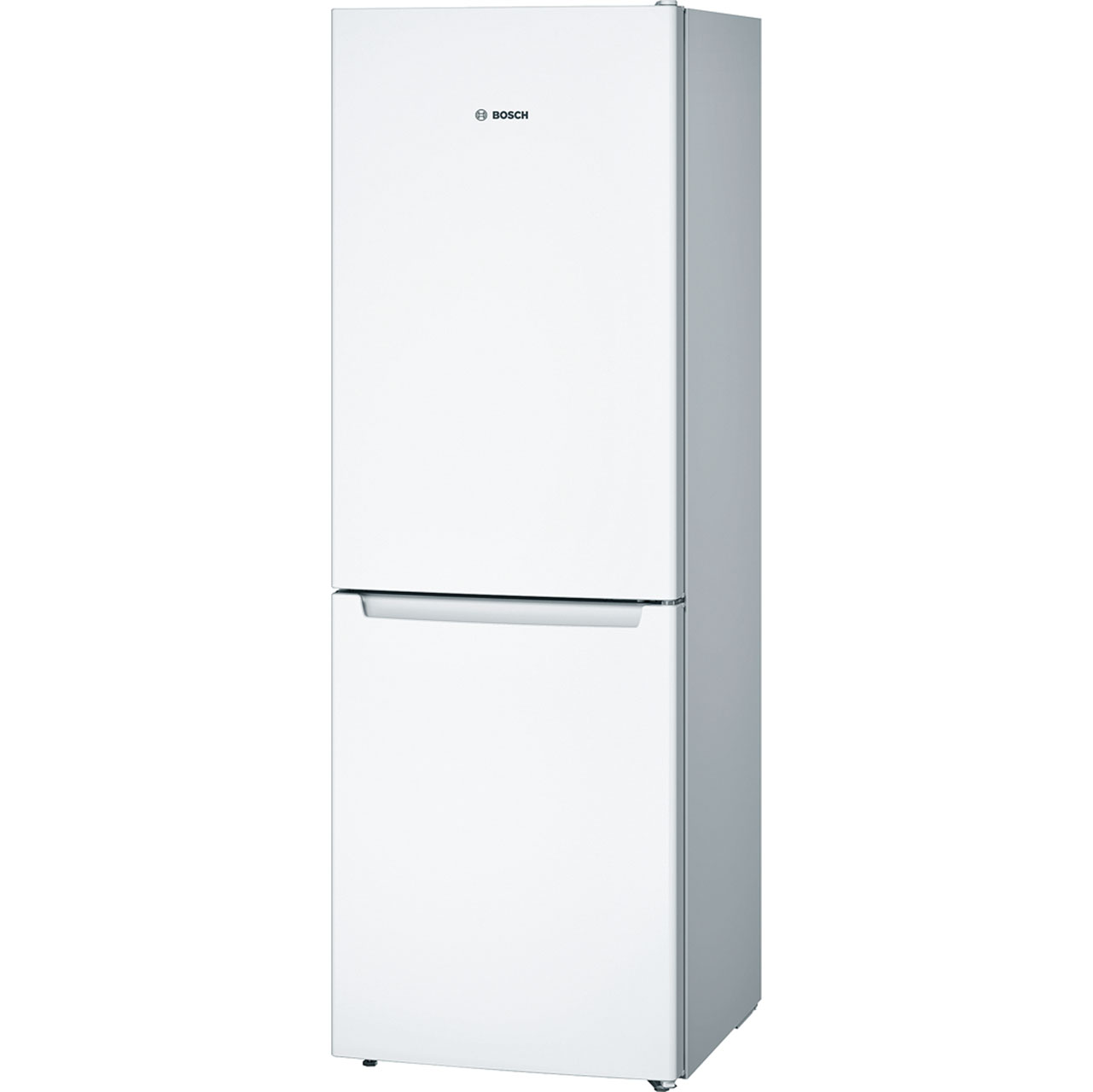 Image of Bosch Serie 2 KGN33NW20G Free Standing Fridge Freezer Frost Free in White