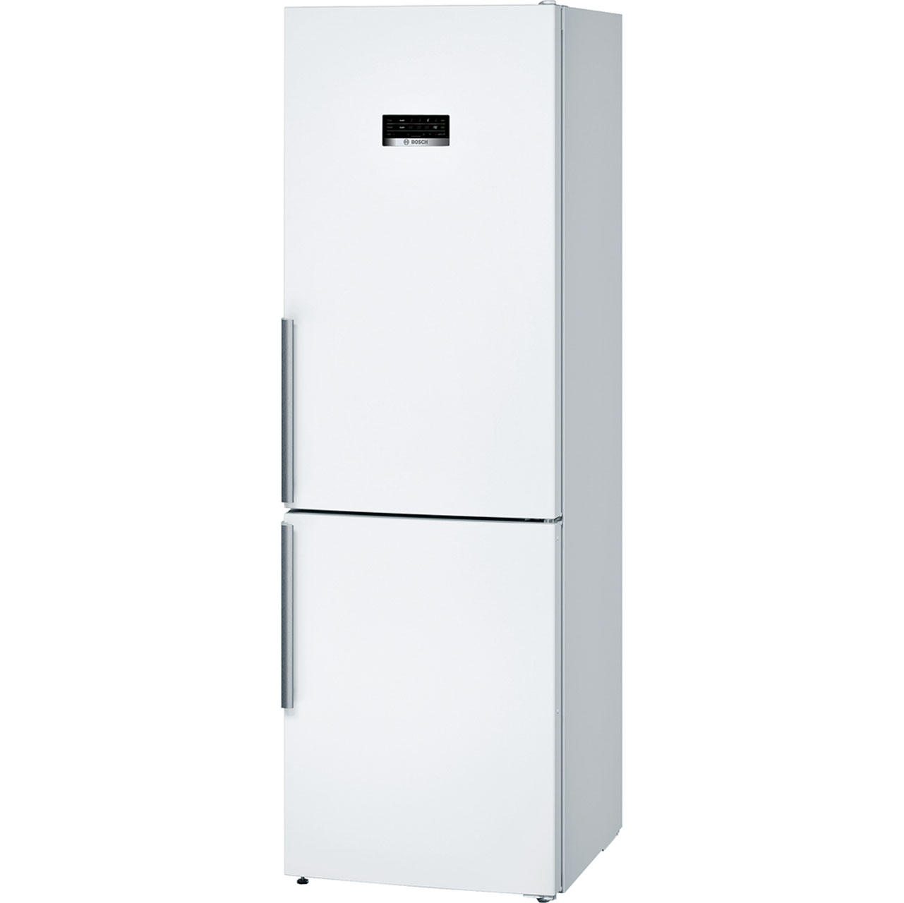 Image of Bosch Serie 4 KGN36XW35G Free Standing Fridge Freezer Frost Free in White