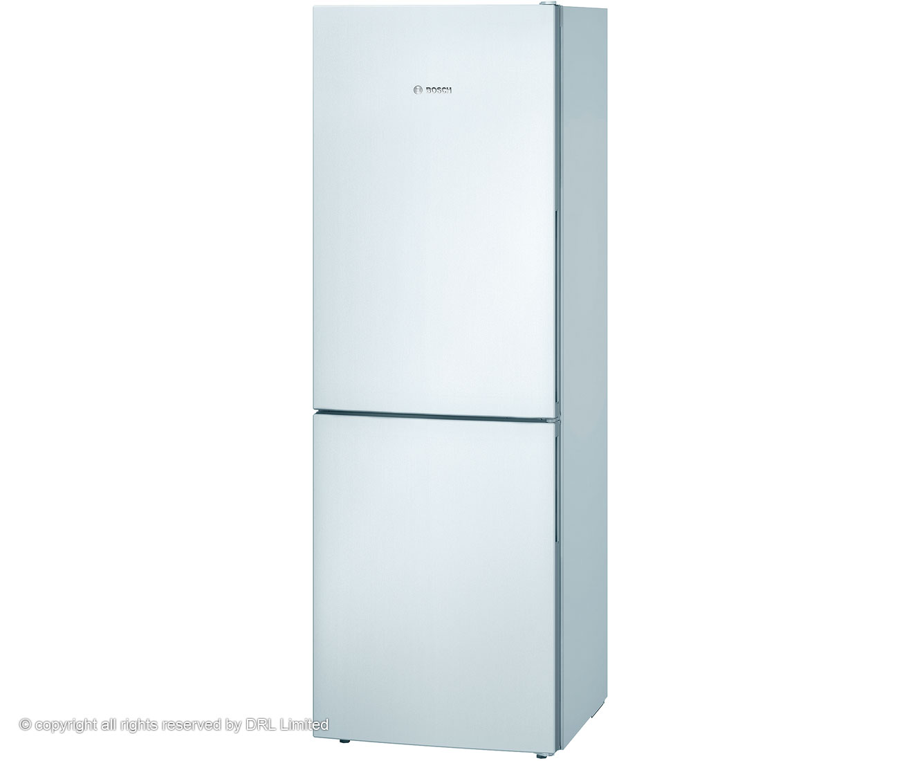 Bosch Serie 4 KGV33XW30G Free Standing Fridge Freezer in White