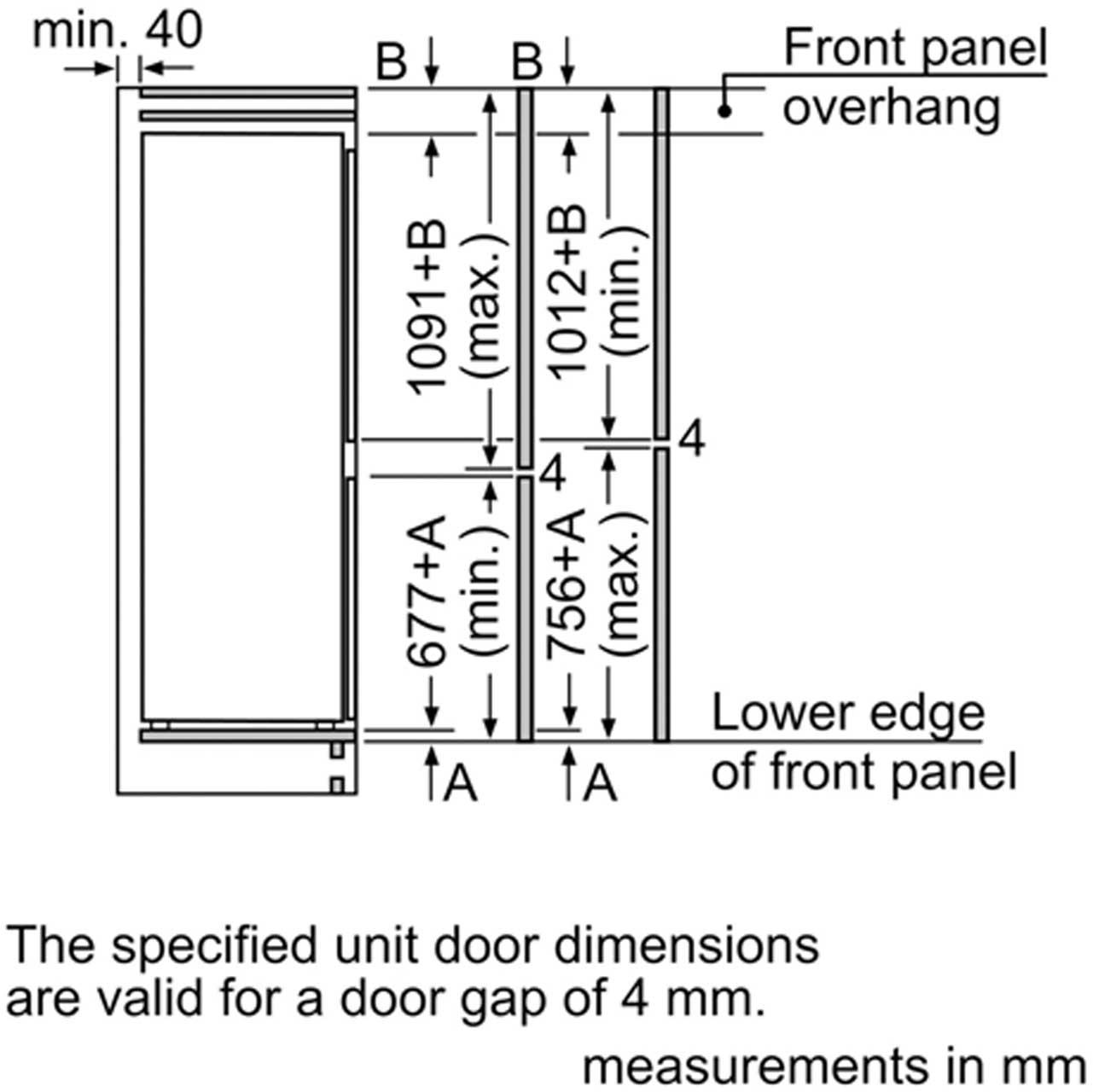 Ki5862s30g Wh Neff Fridge Freezer Freshsense Refrigerator Door Alarm Circuit Diagram
