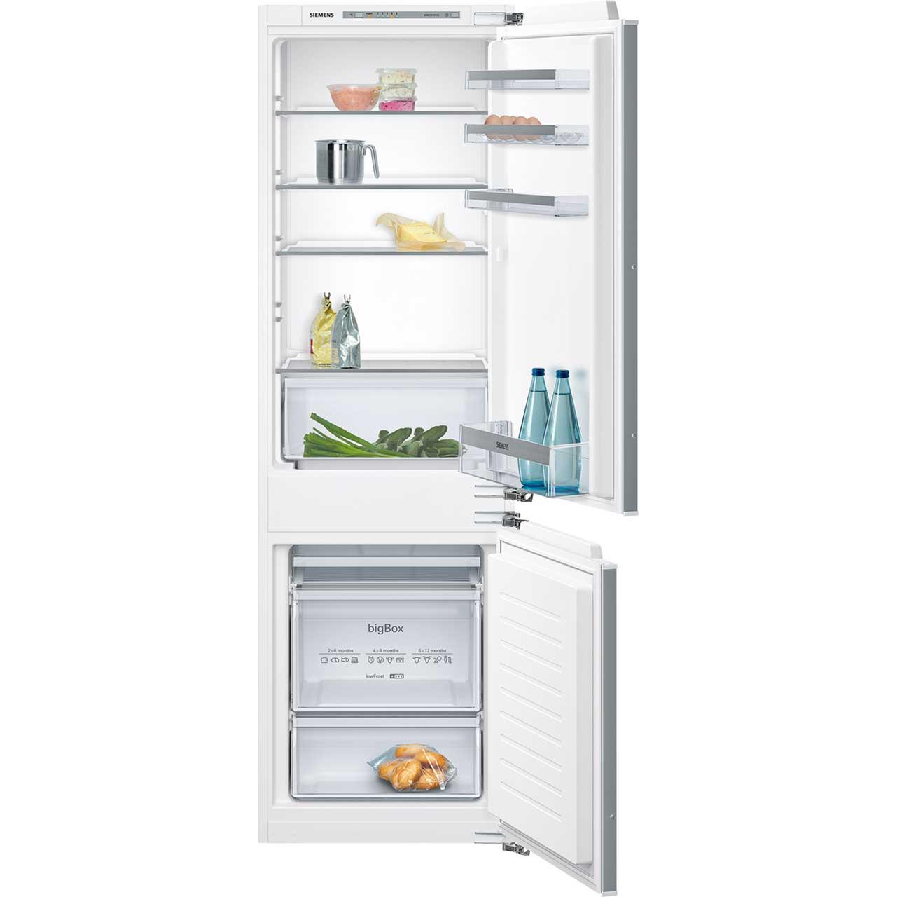 Siemens IQ300 KI86VVF30G Integrated Fridge Freezer in White