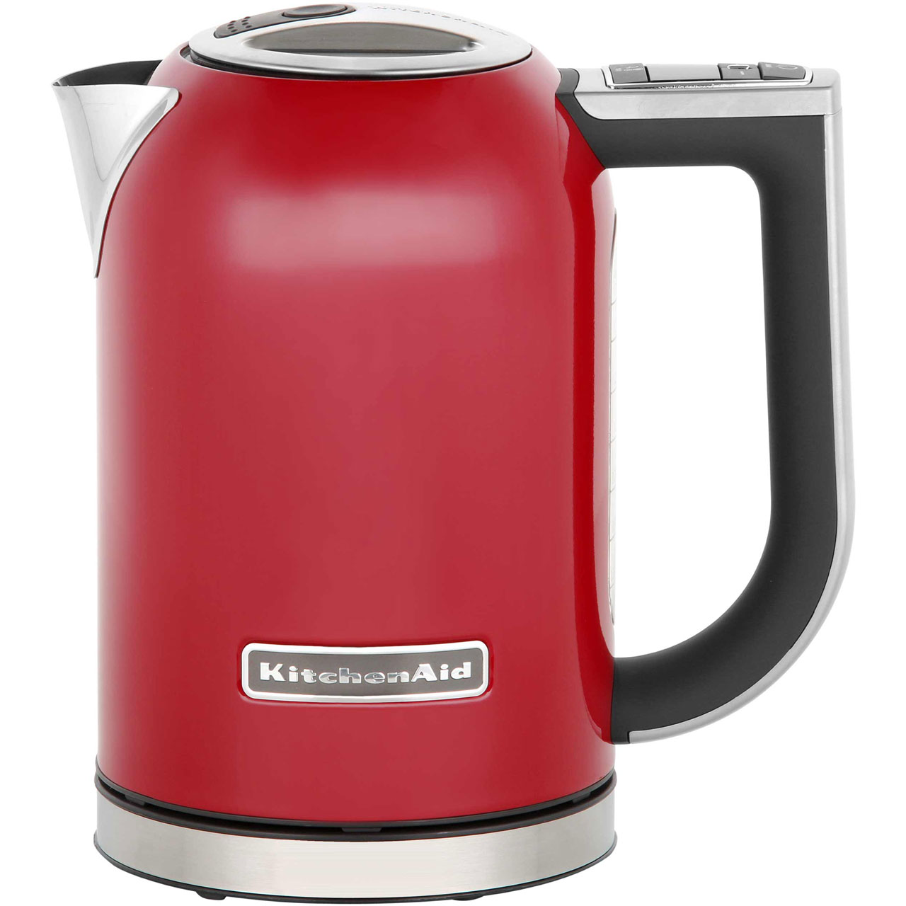 KitchenAid 5KEK1722BER 1.7L Jug Kettle with Temperature Selector (Empire Red)