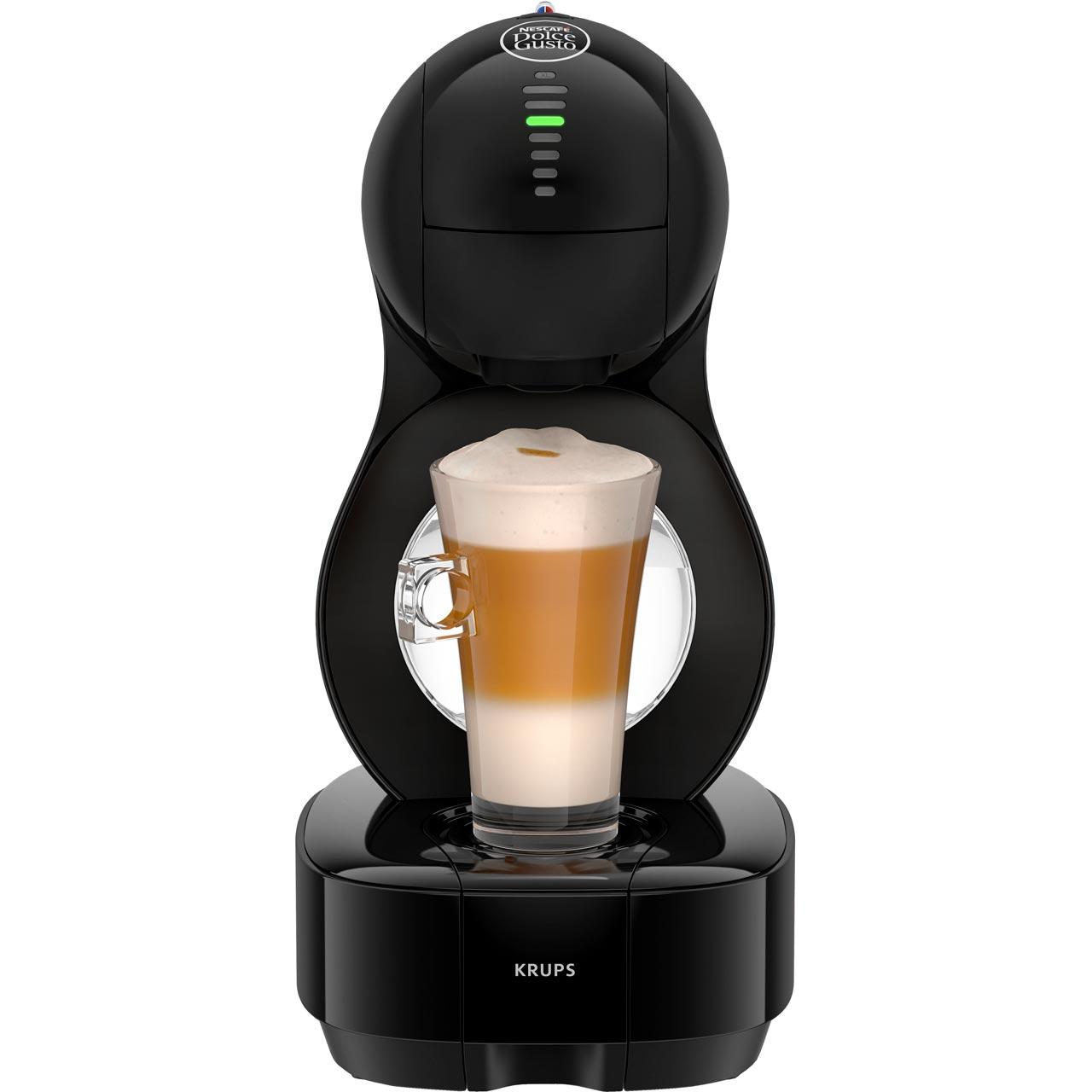 Kp130840bk Krups Pod Coffee Machine Aocom
