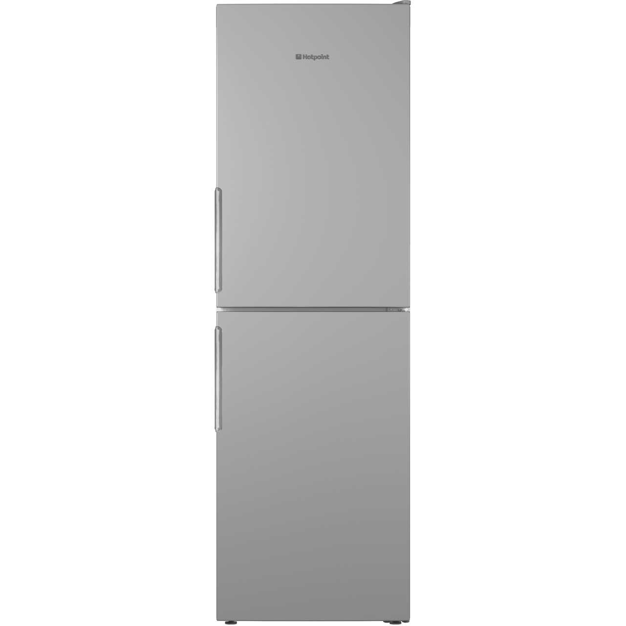 Hotpoint LAO85FF1IG Free Standing Fridge Freezer Frost Free in Graphite