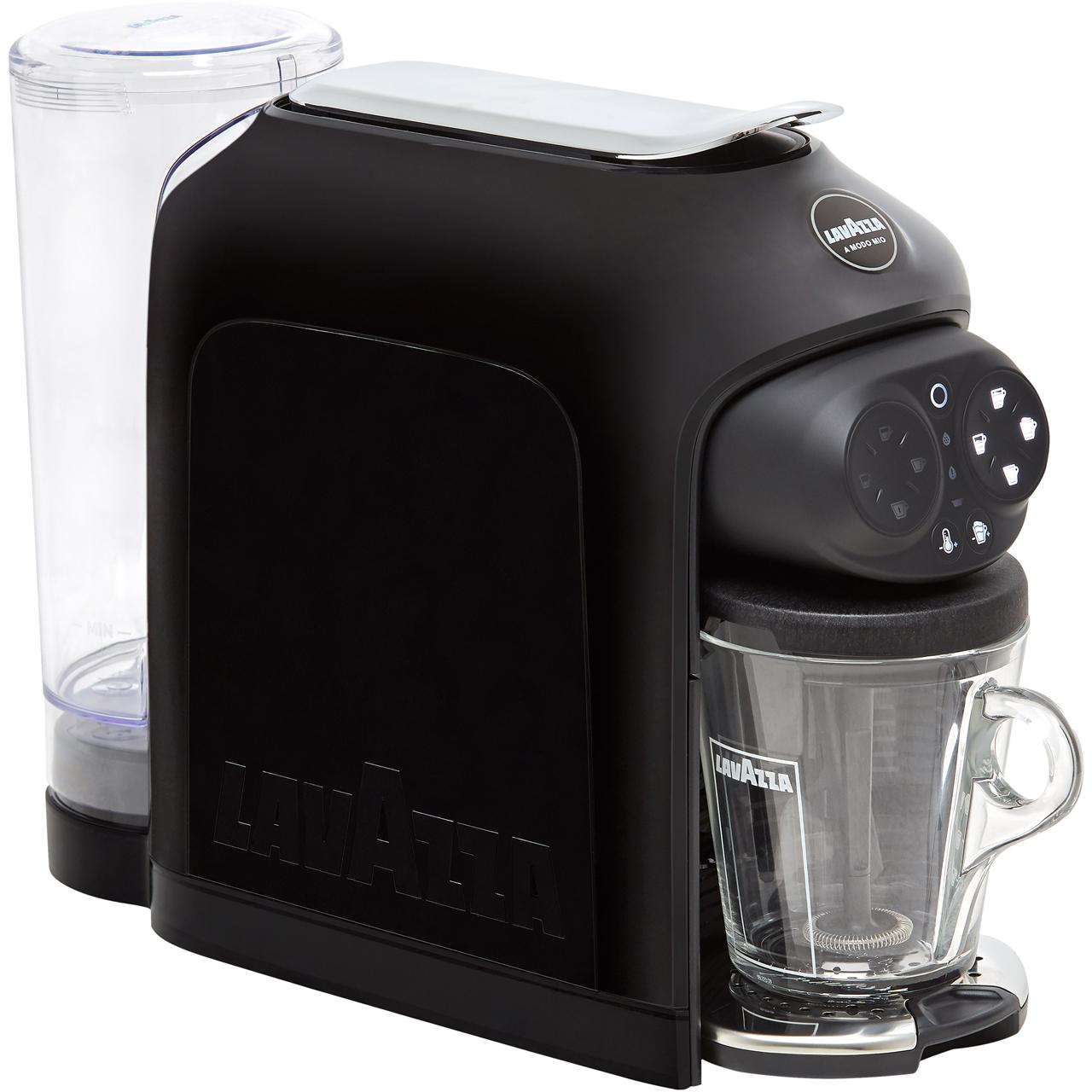 Lavazza Desea 18000290 Pod Coffee Machine Black