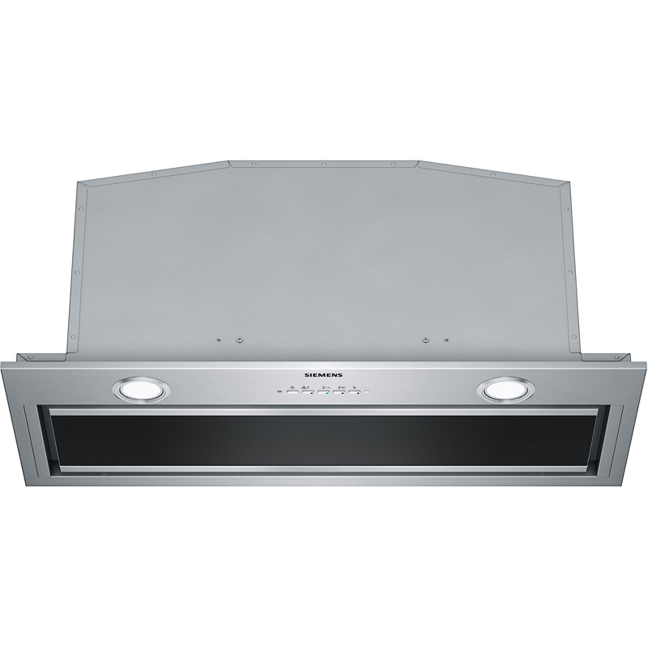 Siemens IQ700 LB79585GB Integrated Cooker Hood in Stainless Steel