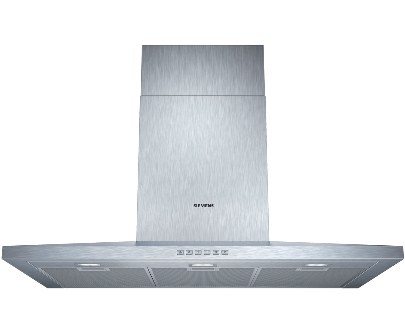 Siemens IQ300 LC97WA532B Integrated Cooker Hood in Stainless Steel