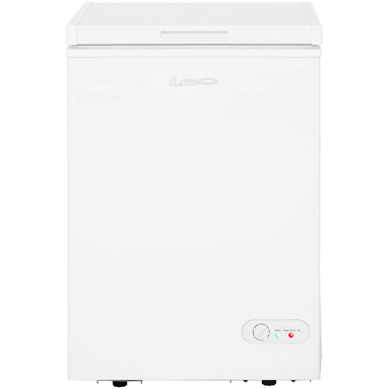 Lec CF100LW Chest Freezer - White