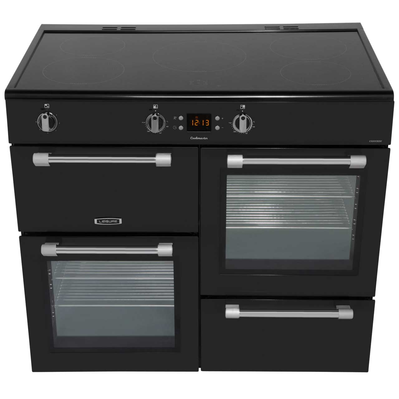 Leisure Ck100d210k Cookmaster 100cm 5 Burners A A Electric