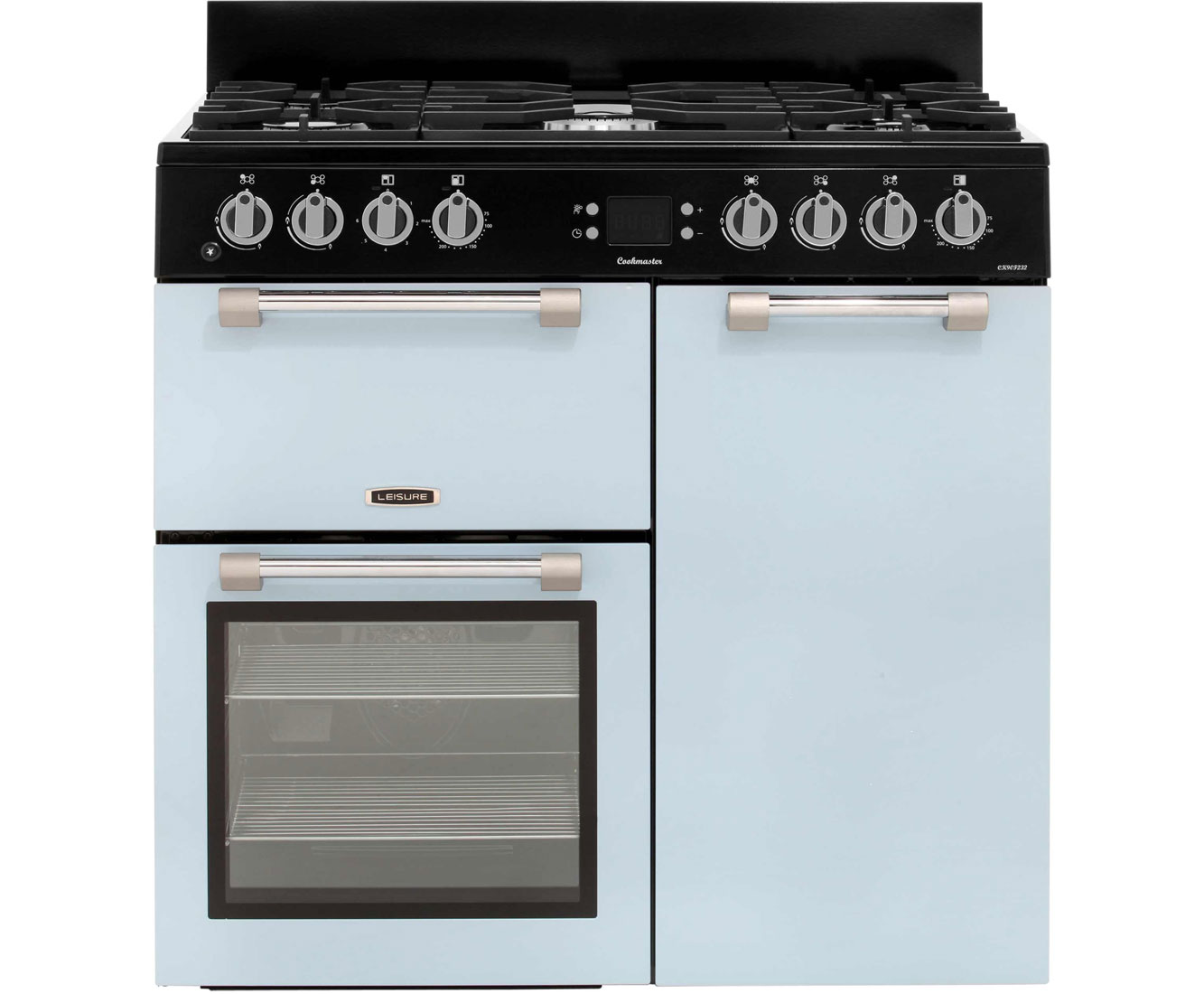 Range cookers blue