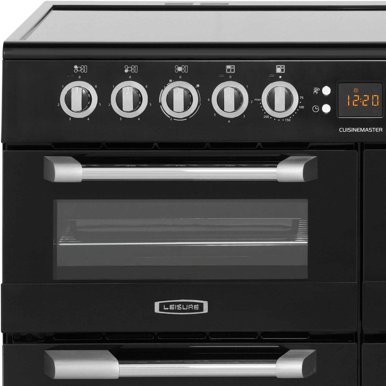 Leisure Cuisinemaster Cs100c510x Electric Range Cooker
