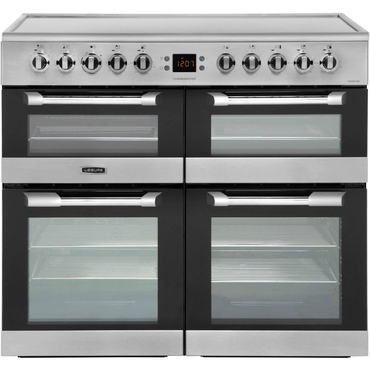 Leisure Cuisinemaster Cs100c510x 100cm Electric Range