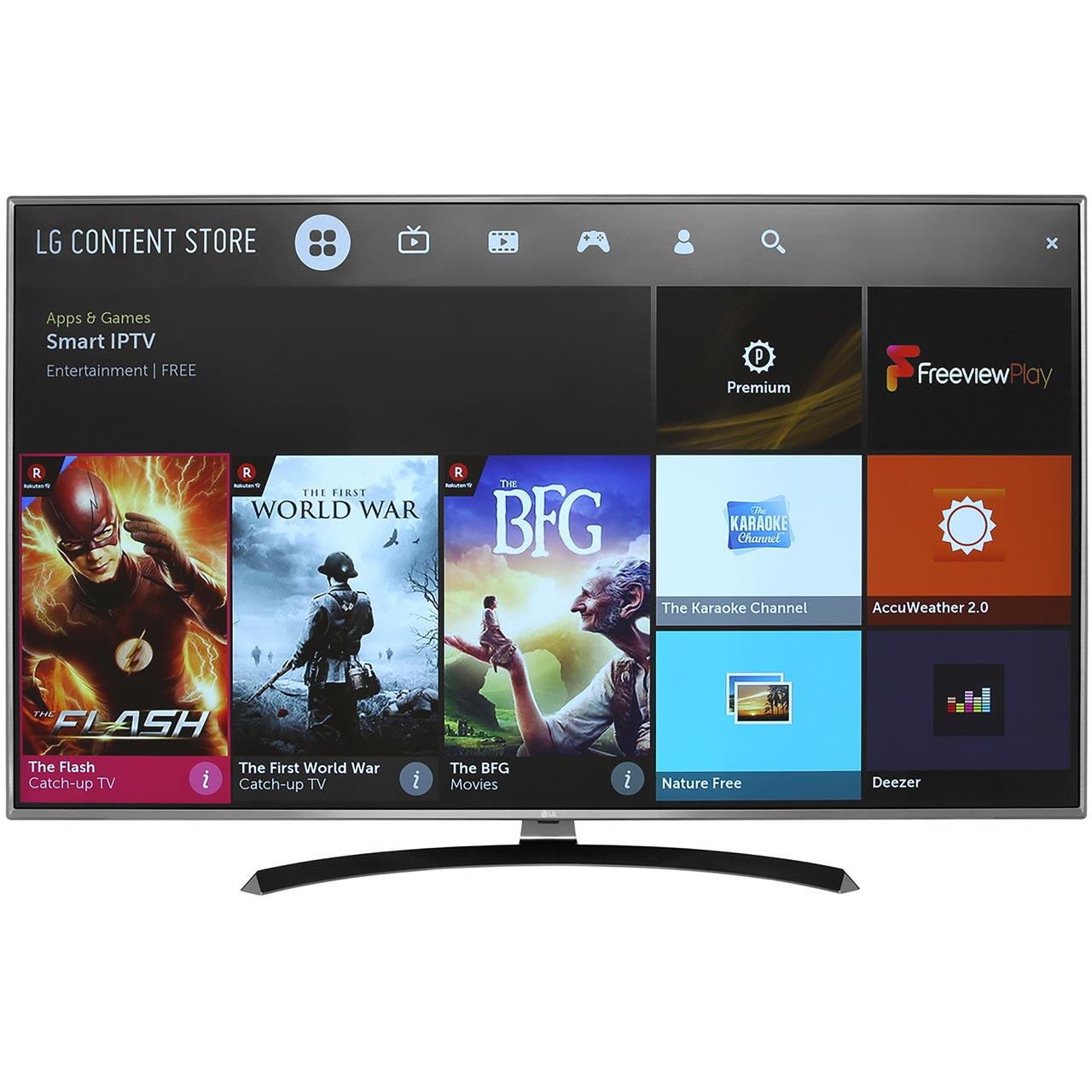 Lg Uhd Tv 4k 49 Price In India 55 Zoll Full Hd Gebraucht Outdoor Hdtv Antenna 100 Mile Range Hdtv Cable Uses: LG 49UJ670V UHD 49 Inch Smart LED TV 4K Ultra HD 4 HDMI