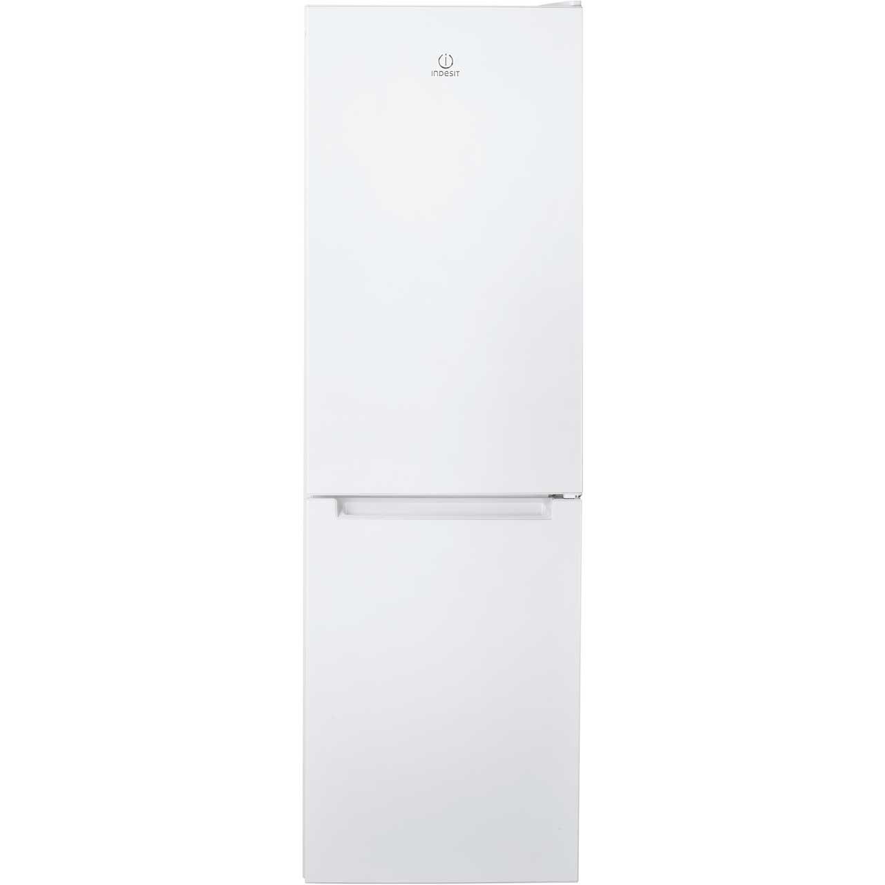 INDESIT  LR8 S1 W UK Fridge Freezer - White, White